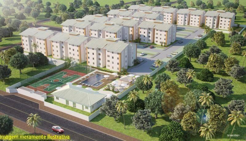 Residencial Riviera – Pel Construtora – 3 quartos
