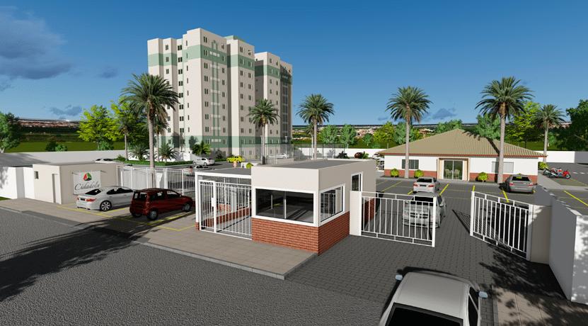 Cidadela Residence – Prates Bomfim
