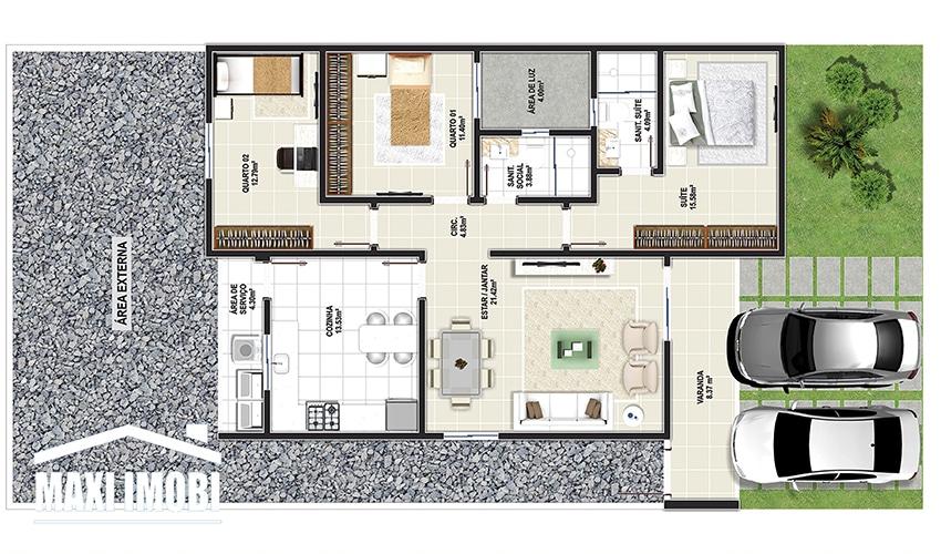 Valencia-Residence-Planta-baixa