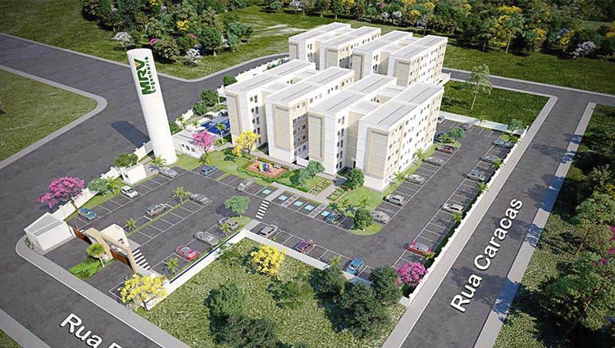 Parque Vitória Real – MRV – Apartamento 2 quartos