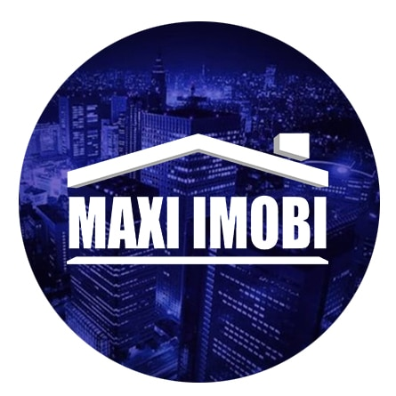 Maxi Imobi logomarca redonda