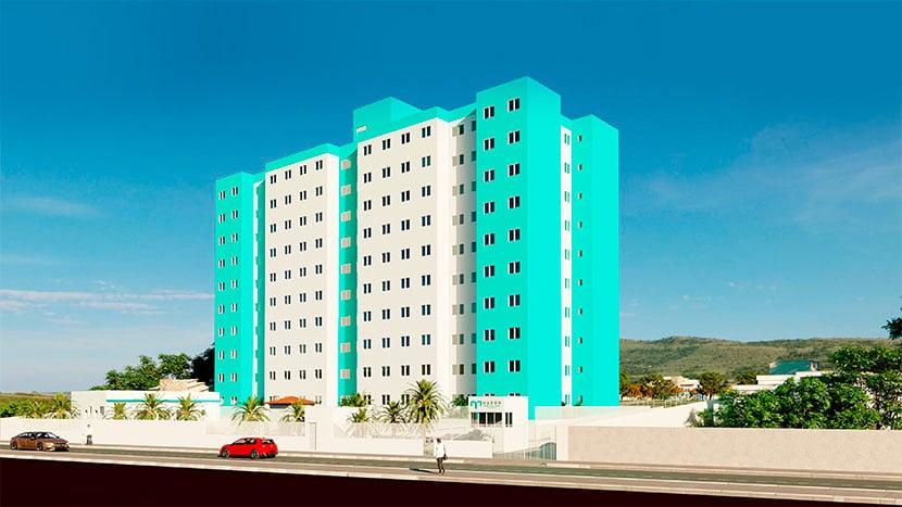 Maron Premium Residencial – E2 Construtora – Apartamento 2 quartos